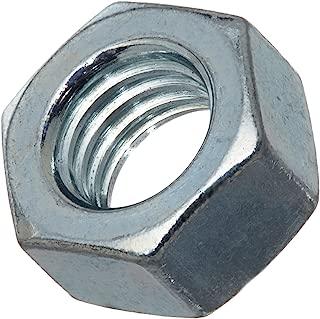 20 M10 x 1.25 or M10-1.25 Hex Nuts Yellow Zinc class 8 Steel