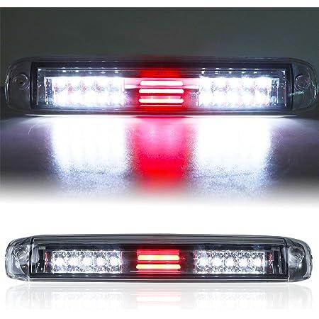 For Chevy Silverado GMC Sierra Clear LED 3rd Brake Light Cargo Lamp 1999-2006