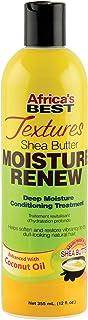 تجديد الرطوبة من أفريقيا بيست تيكسترز، يغسل علاج الشعر المرطب، رائع لجميع أنواع الشعر زجاجة، 12 أونصة