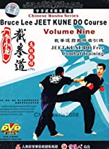 Chinese Kungfu Bruce Lee Jeet Kune Do Course Vol. 9 ( senior.6 ) by Wei Feng DVD