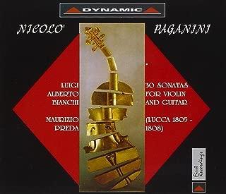30 Sonatas for Violin & Guitar