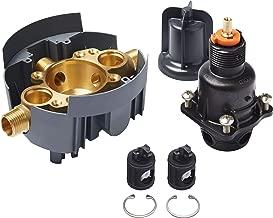 Kohler K-8304-KS-NA Rite-Temp Pressure-Balancing Valve Body and Cartridge Kit with Service Stops, One Size