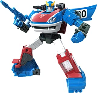 """Transformers Generations - Earthrise War for Cybertron E20 - Smokesreen 5.5"""" Deluxe Action Figure - Kids Toys - Ages 8+"""