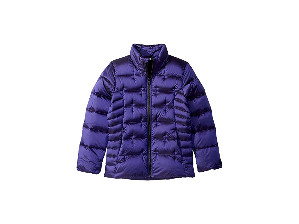 The North Face Kids Aconcagua Down Jacket (Little Kids/Big Kids) (Deep Blue) Girl
