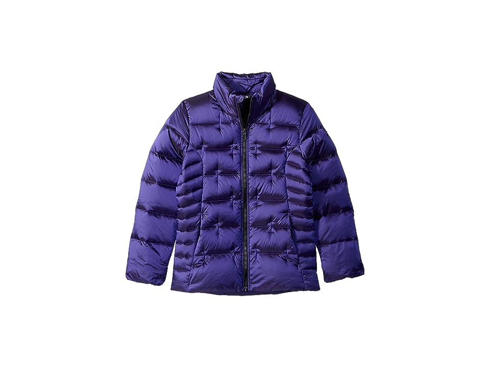 c1e25725f862 The North Face Kids Aconcagua Down Jacket (Little Kids Big Kids) (Deep