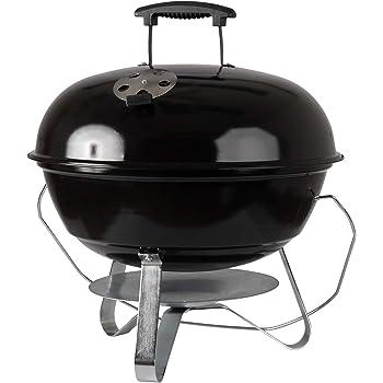 AmazonBasics Charcoal Grill - Portable, 18 Inch, Black