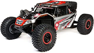 Losi 1/6 Super Rock Rey 4WD Brushless Rock Racer RTR with AVC, Baja Designs, LOS05016T2
