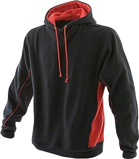 Finden & Hales Mens Pull Over Hooded Sweatshirt/Hoodie