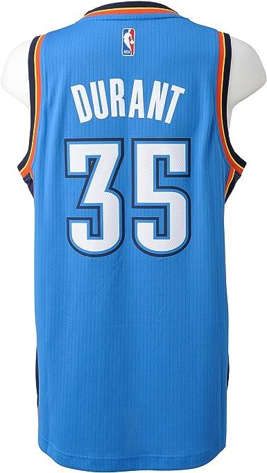 adidas Basketball Oklahoma City Thunder Swingman Trikot Camiseta Hombre