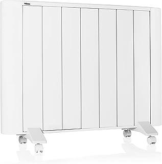Tristar KA-5134 Calefactor Eléctrico (Aluminio), 1500 W, Blanco