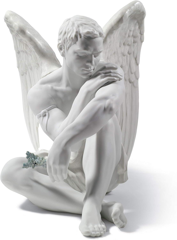Sale Special Price LLADRÓ Protective Angel store Porcelain Figure. Figurine.