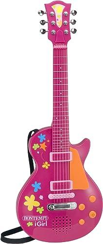 Bontempi - GE 5871 - Instrument de Musique - Guitare Rock Électronique