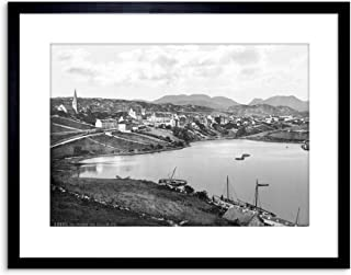 The Art Stop Vintage Photo CLIFDEN County Galway Ireland Framed Print F97X2991