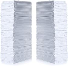 "Simpli-Magic 79007-100PK White 100 Pack Shop Towels 14""x12"", 100 Pack"