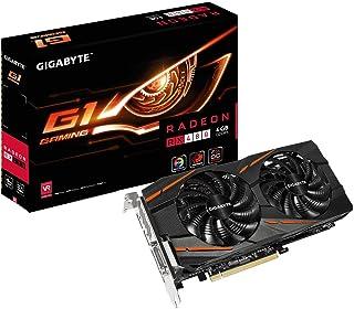 GIGABYTE ビデオカード AMD RADEON RX480搭載 GV-RX480G1 GAMING-4GD