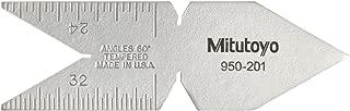 Mitutoyo 950-201, Center Gage for 60 Deg. Threads