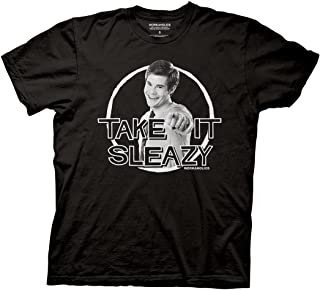 Ripple Junction Workaholics Take it Sleazy Adult T-Shirt