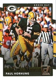 2017 Donruss #118 Paul Hornung Green Bay Packers Football Card