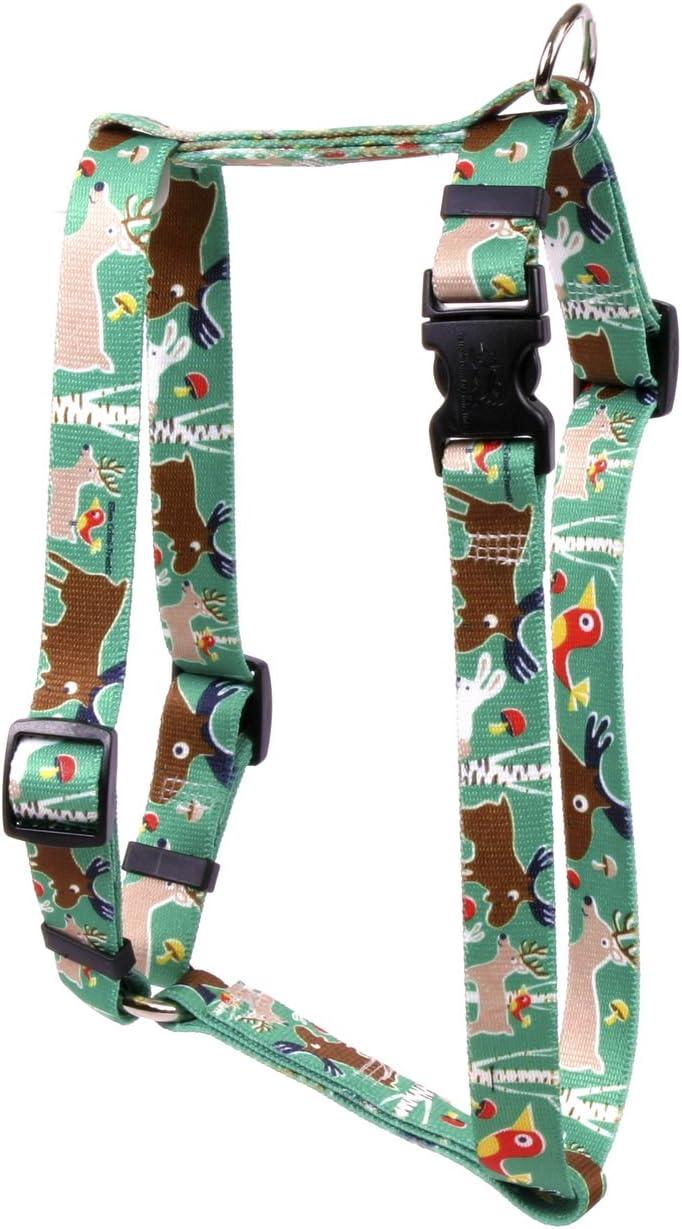 Yellow Dog Direct sale Superlatite of manufacturer Design Woodland Friends Style H Harness- Roman