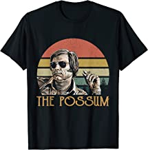 The Possum George T-Shirts Jones Gifts For Womens Mens Tee T-Shirt