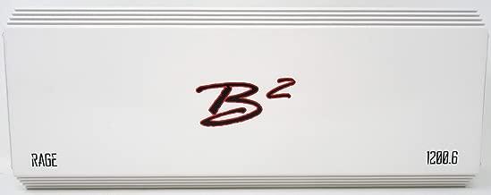 B2 Audio Rage 1200.6 6 Channel Amplifier