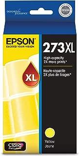 Epson T273XL420 Claria Premium Yellow High Capacity Cartridge Ink