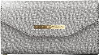 iDeal Of Sweden 4491100072, Cuzdan Kılıf + Arka Kapak, iPhone 8 7 6S 6, Gri