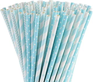 baby shower straws