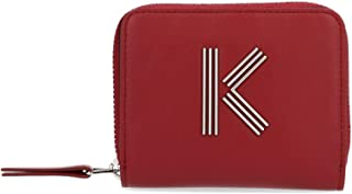 Luxury Fashion | Kenzo Womens F962PM302L1522 Burgundy Wallet | Fall Winter 19