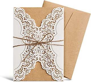 Best cheap wedding invitations with response cards included Reviews