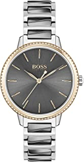 Hugo Boss Women's Analogue Quartz Watch with Stainless Steel Strap 1502569
