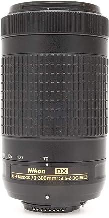Nikon 70-300mm f/4.5-6.3G DX AF-P ED Zoom-Nikkor Lens -...