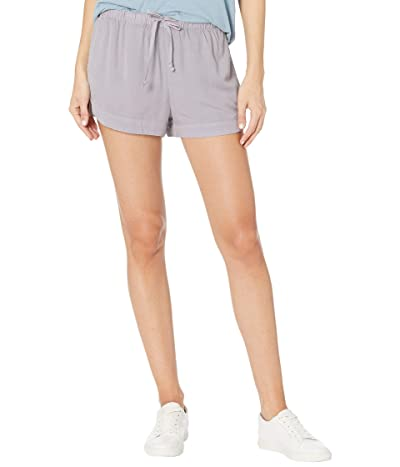 RVCA New Yume Shorts (Crystal Lilac) Women