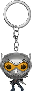 Funko Pop Keychain Marvel: Ant-Man and The Wasp Collectible Figure, Multicolor