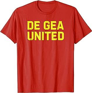 De Gea United Shirt