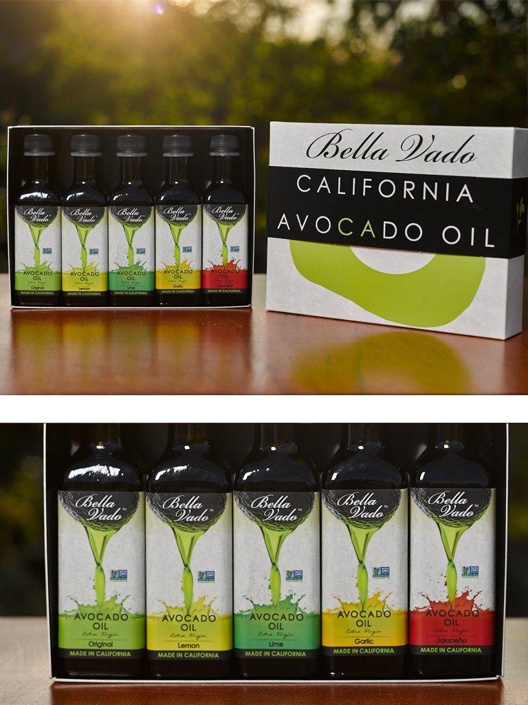 Premium Avocado Oil from California Set Gift Free Shipping Cheap Max 54% OFF Bargain