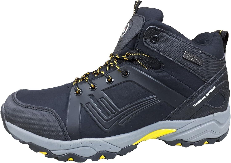 Killtec Mans Outdoor och Leisure Boots Chello 29771 -000000 svart