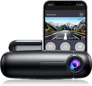 Blueskysea B1W WiFi Mini Dash Cam Car Camera Vehicle Video Driving Recorder 360 Degree Rotatable Lens 1080p 30fps G-Sensor...