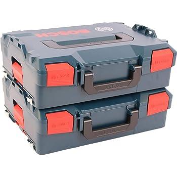 BOSCH Pack 2 Cajas apilables L-Boxx 136: Amazon.es: Bricolaje y herramientas