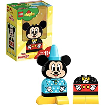 LEGO DUPLO My First Mickey Build Building Blocks for Kids (9 Pcs)10898