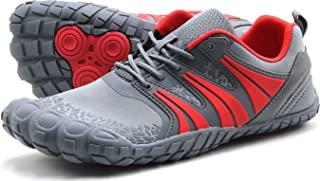 Men's Barefoot Shoes - Big Toe Box - Minimalist Cross Training Shoes for Men