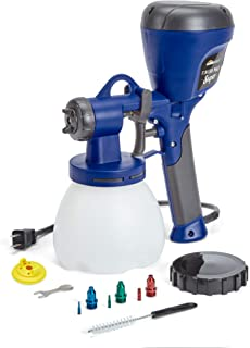 HomeRight C800971.A Super Finish Max Extra Power Painter, Home Sprayer HVLP Spray Gun for..