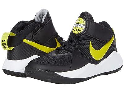 Nike Kids Team Hustle D 9 (Little Kid) Kids Shoes