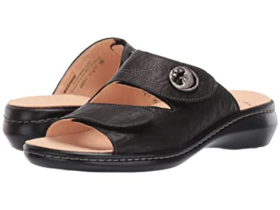 Think! Camilla Sandal 88430 (Black/Kombi) Women