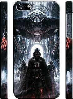 CASE LOCK LTD - Hard Rubber Phone case for Google Pixel 2 XL (6 inch) - SW Darth Vader Storm Trooper Han Solo Yoda R2D2 Jedi Millenium Falcon Botanic Force Awaekens. Ships from Florida -Style 10