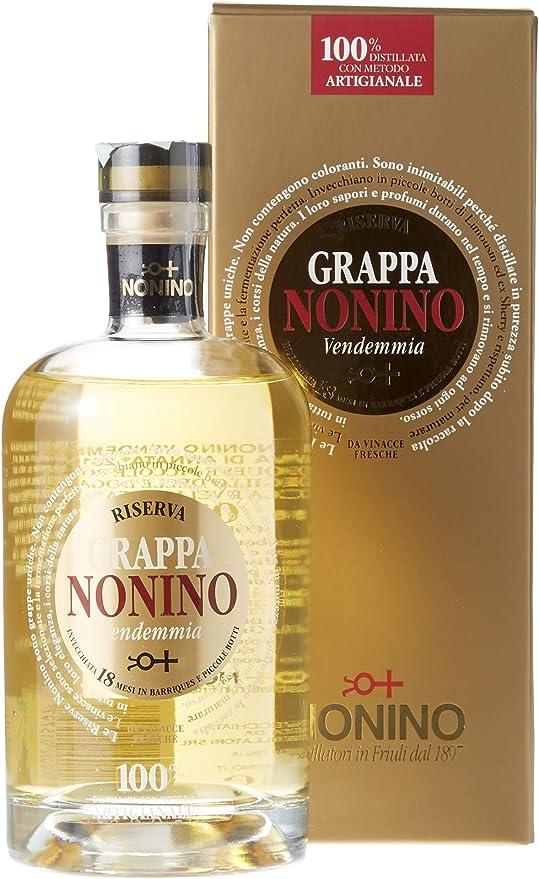 197 opinioni per Distillerie Nonino Dal 1897 Grappa Monovitigni Vendemmia Riserva 41- 350 ml