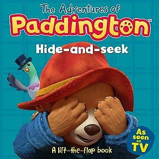 The Adventures of Paddington: Hide-and-Seek: A lift-the-flap book (Paddington TV)