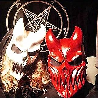 Horror Masks Halloween Demon Mask Slaughter to Prevail Kid of Darkness Demolisher Mask for Music Festival