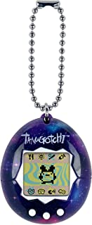 TAMAGOTCHI 42815 Original Galaxy-Feed, Care, Nurture-Virtual Pet with Chain for on The go Play