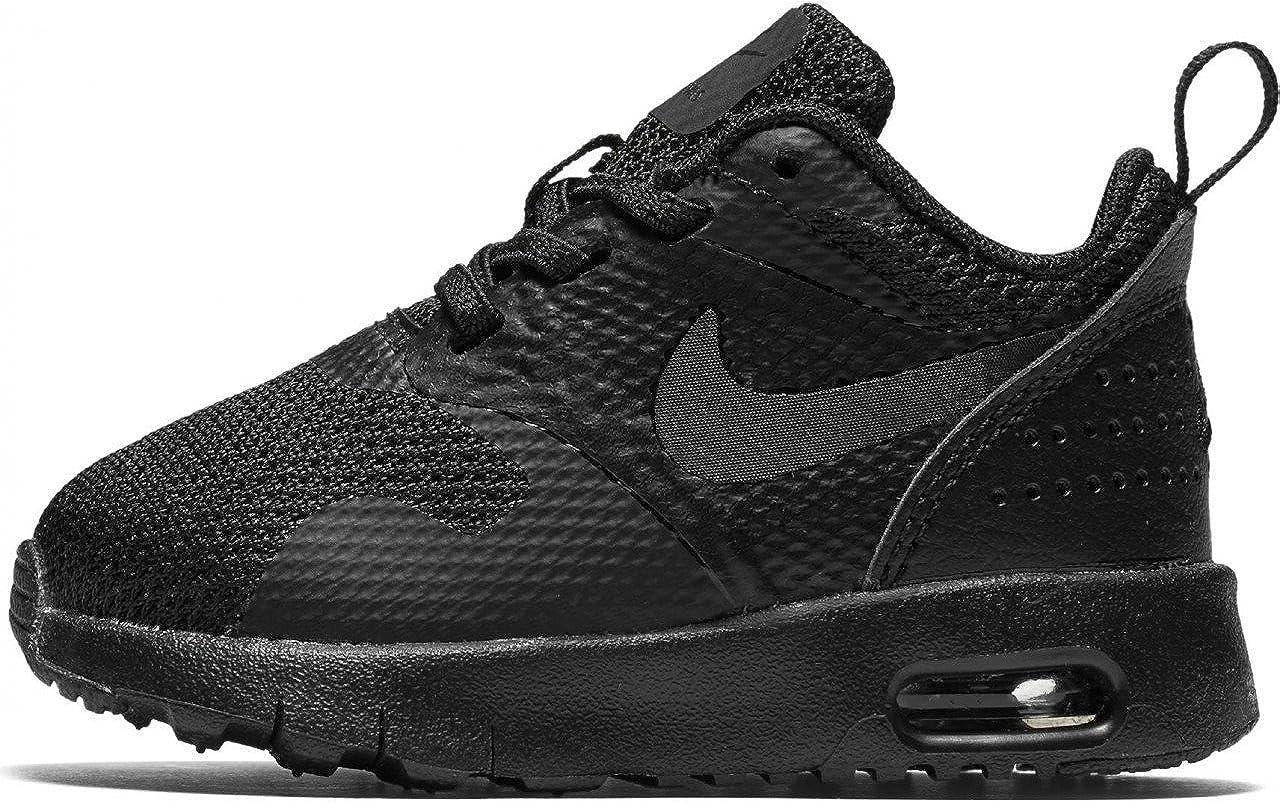 Nike 844106-005 Infants and Toddler AIR MAX Tavas (TDE) Black